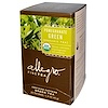 Allegro Fine Tea, Organic, Pomegranate Green Tea, 20 Tea Bags, 1.4 oz (40 g) (Discontinued Item)