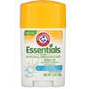 Arm & Hammer, Essentials with Natural Deodorizers, Deodorant, Clean Juniper Berry, 1.0 oz (28 g)