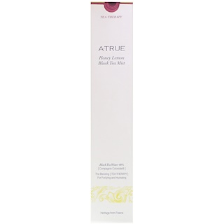 ATrue, Honey Lemon Black Tea Mist, 100 ml