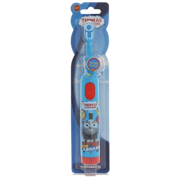 Brush Buddies, Thomas & Friends, Electric Toothbrush, Soft , 1 Toothbrush