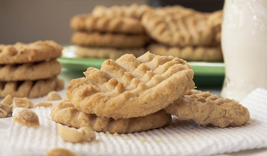 California Gold Nutrition Almond Butter Protein Cookies