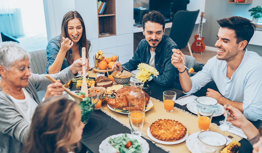 Easy Tips for Healthy Eating During the Holidays