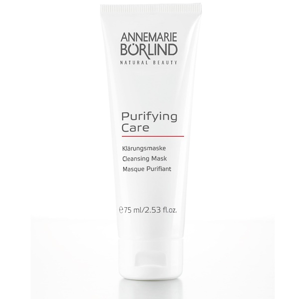 AnneMarie Borlind, Purifying Care, Cleansing Mask, 2.5 fl oz (75 ml) (Discontinued Item)
