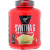 BSN, Syntha-6, Protein Powder Drink Mix, Vanilla Ice Cream, 5.0 lbs (2.27 kg)