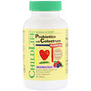 ChildLife, Probiotics, With Colostrum, Mixed Berry Flavor, 90 Chewable Tablets