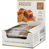California Gold Nutrition, Foods, Caramel & Almond Bars, 12 Bars, 1.4 oz (40 g) Each