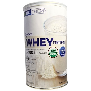 Country Life, Biochem, 100% Whey Protein, Natural Flavor, 10.5 oz (300 g)