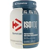 Dymatize Nutrition, ISO 100 Hydrolyzed 100% Whey Protein Isolate, Gourmet Vanilla, 25.6 oz (725 g)