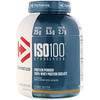 Dymatize Nutrition, ISO 100 Hydrolyzed, 100% Whey Protein Isolate, Peanut Butter, 5 lbs (2.3 kg)