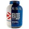 Dymatize Nutrition, Elite100%乳清蛋白粉,思尼克涂鸦曲奇味,5磅(2.3盎司)