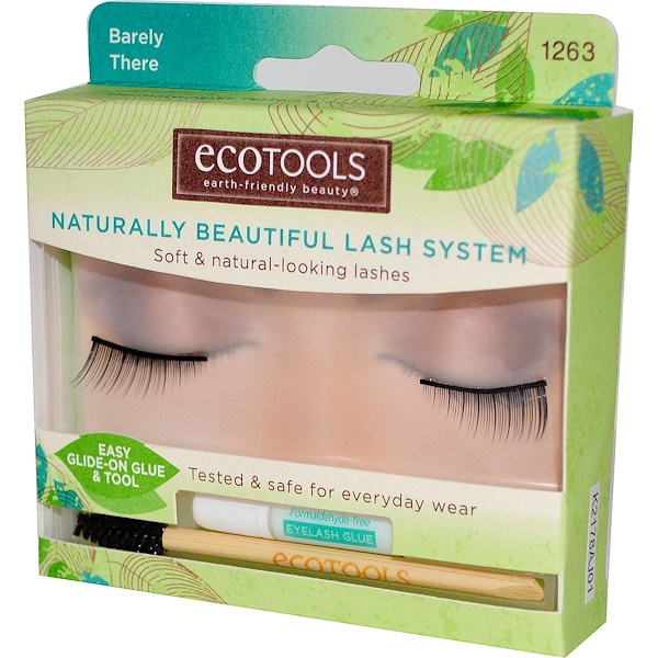 EcoTools, Barely There Lashes (Discontinued Item)