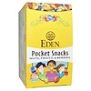 Eden Foods, Pocket Snacks, Dried Cranberries, 12 Packages, 1 oz (28.3 g) Each  (Discontinued Item)
