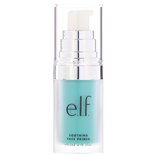 E.L.F., Soothing Face Primer, 0.47 fl oz (14 ml)