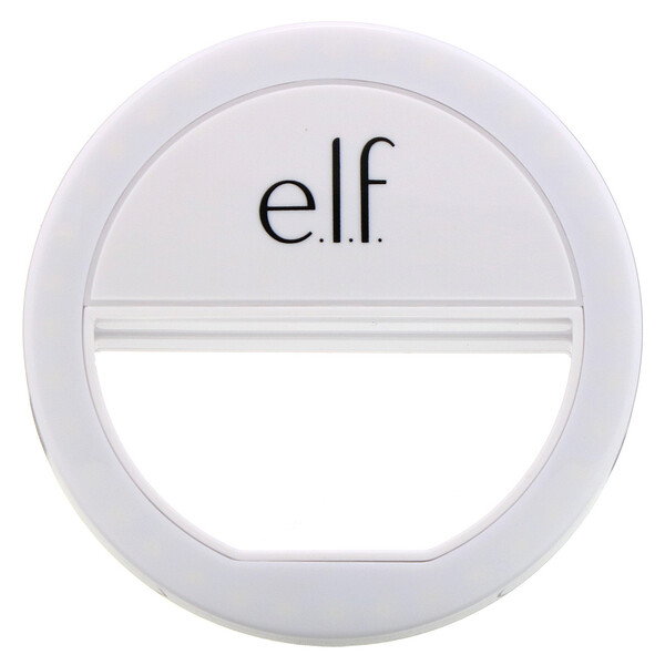 E.L.F., Glow on the Go Selfie Light, 1 Count