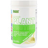 EVLution Nutrition, Stacked Plant Protein植物蛋白质粉,天然香草,1.5磅(680克)