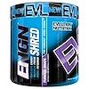 EVLution Nutrition, ENGN Shred, Pre-Workout Shred Engine, Furious Grape,7.8盎司(222克)