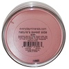 Everyday Minerals, Cheek Blush, Nature's Sweet Side, .17 oz (4.8 g) (Discontinued Item)