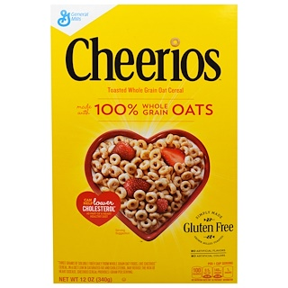 General Mills, Cheerios, 12 oz
