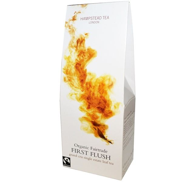 Hampstead Tea, 青春活力,有机公平贸易,4.38 oz (125 g) (Discontinued Item)