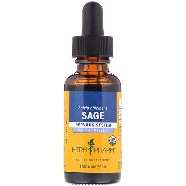 Sage, 1 fl oz (30 ml)