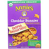 Annie's Homegrown, Cheddar Bunnies, Baked Snack Crackers, 7.5 oz (213 g)