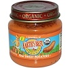 Earth's Best, Organic, Baby Food, First Sweet Potatoes, Stage 1, 2.5 oz (71 g) (Discontinued Item)