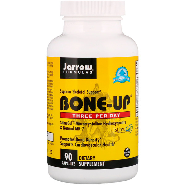 Jarrow Formulas, Bone-Up胶囊,90粒
