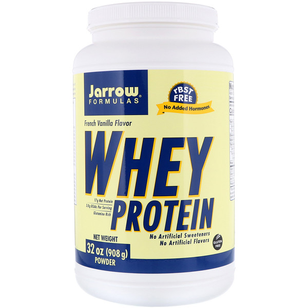 Whey Protein, French Vanilla , 32 oz (908 g)