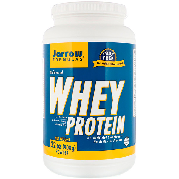 Whey Protein, Unflavored, 32 oz (908 g)