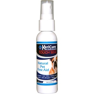 KeriCure, Tough Seal, 2 fl oz (55 ml)