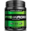 Kaged Muscle, Pre-Kaged,Pre-Workout Primer,Krisp Apple,1.37磅(621克)