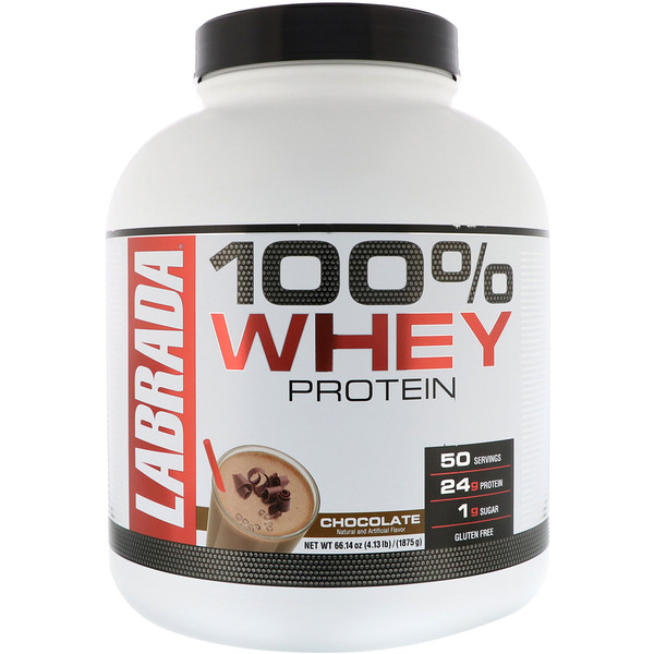 全 Whey Protein, Chocolate, 4.13 lbs (1875 g)