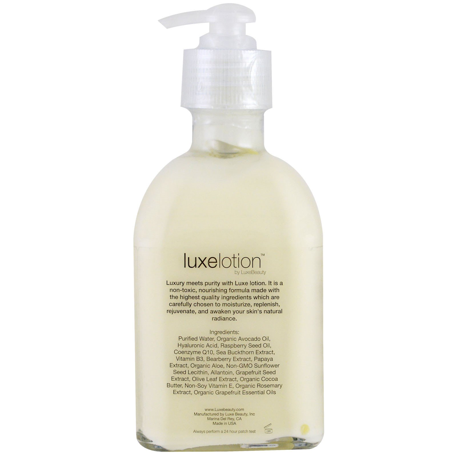 Luxe Beauty Luxe Lotion