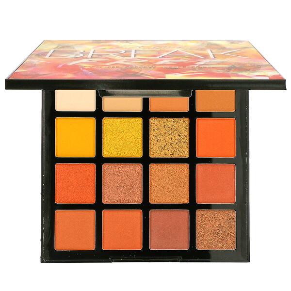 Break Free, Eye Shadow Palette, Be You, 1.23 oz (35 g)
