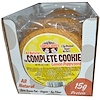Lenny & Larry's, The Complete Cookie, Lemon Poppyseed, 12 Cookies, 4 oz (113 g) Each (Discontinued Item)