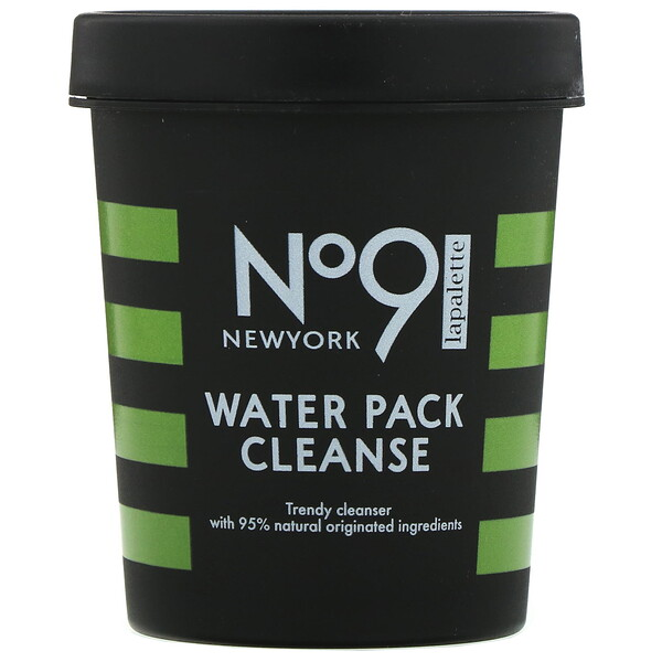 No.9 Water Pack Cleanse, #02 Jelly Jelly Kale, 8.81 oz (250 g)
