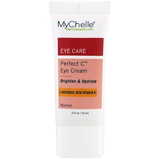 MyChelle Dermaceuticals, 完美C眼霜, .5 fl oz (15 ml)