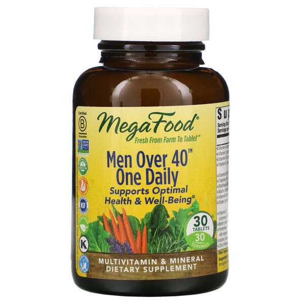 Men Over 40 One Daily,30 片