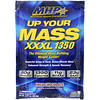 Maximum Human Performance, LLC, Up Your Mass, XXXL 1350, Milk Chocolate, 3.07 oz (86.9 g)
