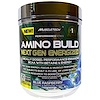 Muscletech, Amino Build Next Gen BCAA Formula With Betaine Energized, Blue Raspberry, 9.96 oz (282 g)