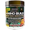 Muscletech, Amino Build Next Gen BCAA Formula With Betaine Energized, Fruit Punch Splash, 9.86 oz (280 g)