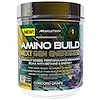 Muscletech, Amino Build Next Gen BCAA Formula With Betaine Energized, Concord Grape, 9.86 oz (280 g)
