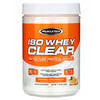 Muscletech, ISO Whey Clear 系列超纯分离乳清蛋白,香橙味,1.10 磅(505 克)