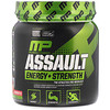 MusclePharm, Assault 能量 + 力量,健身前,草莓冰,0.76 磅(345 克)