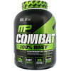 MusclePharm, 战斗全乳清蛋白,曲奇奶油,5磅(2269克)