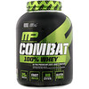 MusclePharm, 战斗全乳清蛋白,巧克力牛奶,80盎司(2269克)