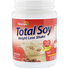 Naturade, Total Soy, Weight Loss Shake, Horchata, 19.1 oz (540 g)