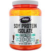 Now Foods, Sports, Soy Protein Isolate, Creamy Chocolate, 2 lbs (907 g)