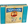 Napoleon Co., Fancy Smoked Baby Clams, 3.66 oz (106 g) (Discontinued Item)