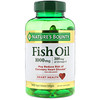 Nature's Bounty, Fish Oil, 1,000 mg, 145 Rapid Release Softgels